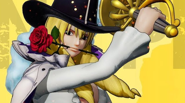 One Piece Pirate Warriors 4 introduce Cavendish