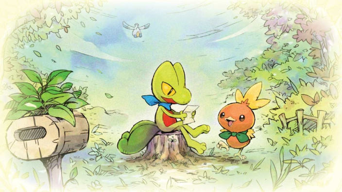 Vendite hardware e software in Giappone (8/3/2020), Pokémon Mystery Dungeon