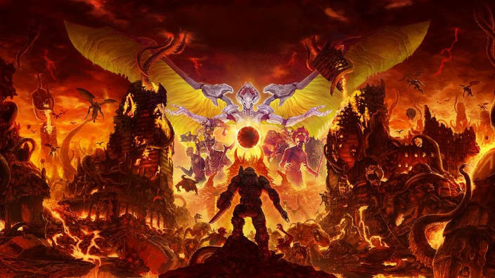 DOOM Eternal si presenta nel trailer di lancio
