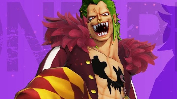 One Piece Pirate Warriors 4 presenta Bartolomeo