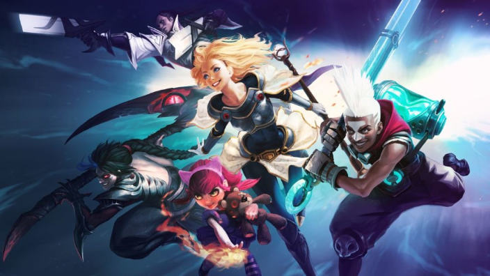 League of Legends presenta la patch 10.6