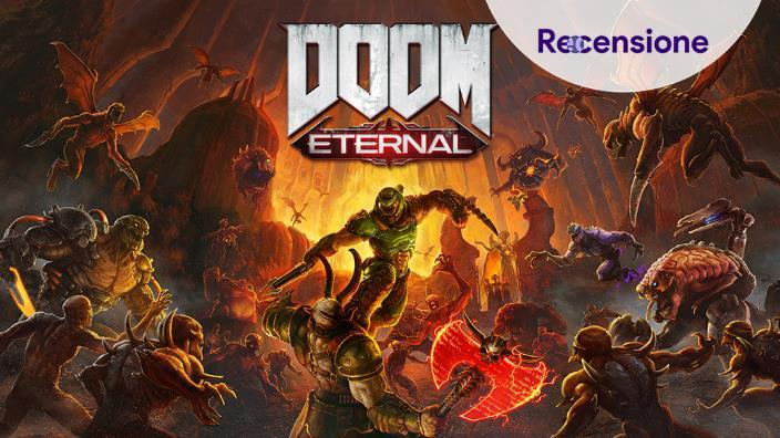 <strong>Doom Eternal</strong> - Recensione