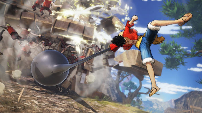 Trailer di lancio per One Piece Pirate Warriors 4
