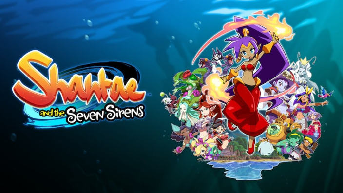 Shantae and the Seven Sirens ha una data per console e PC