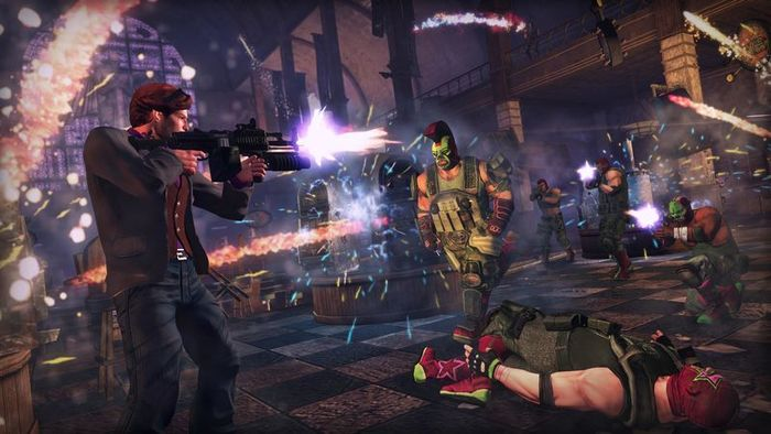 Saints Row The Third Remastered annunciato per PS4, Xbox One e PC