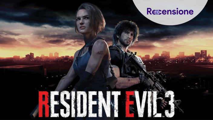 <strong>Resident Evil 3</strong> - Recensione