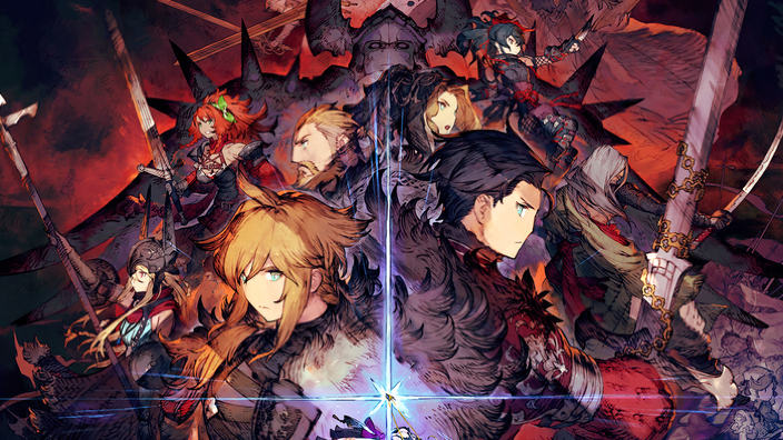 War of the Visions Final Fantasy Brave Exvius supera i 4 milioni di download in tutto il mondo