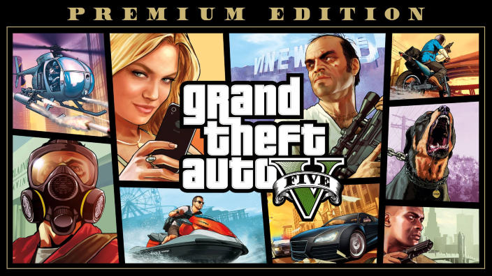 Grand Theft Auto V gratis su Epic Store Games