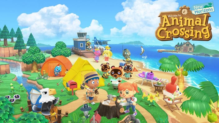 L'orchestra di Animal Crossing New Horizons suona da casa