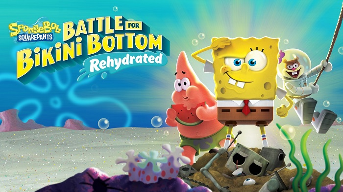 Spongebob Squarepants Battle for Bikini Bottom - Rehydrated si mostra in nuovi trailer