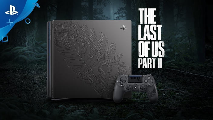 Una speciale PlayStation 4 per The Last of Us Part II