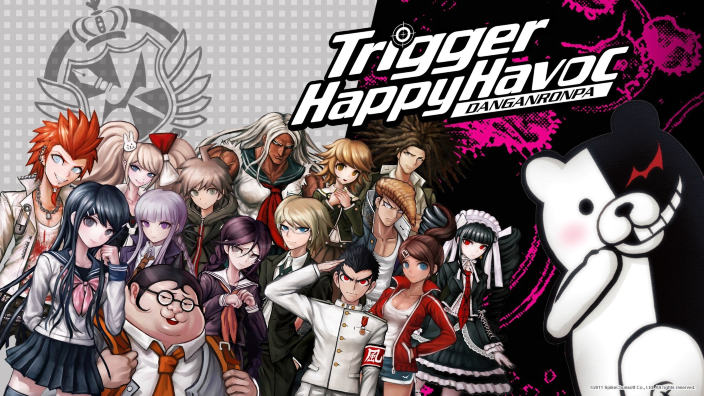 Danganronpa 1 è disponibile per iOS e Android