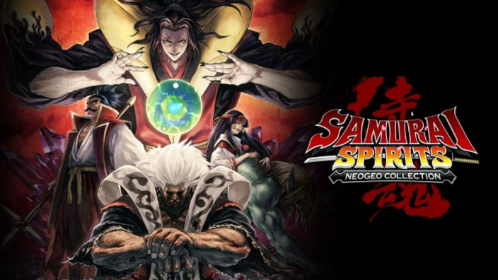 Data di uscita per la Samurai Shodown NeoGeo Collection