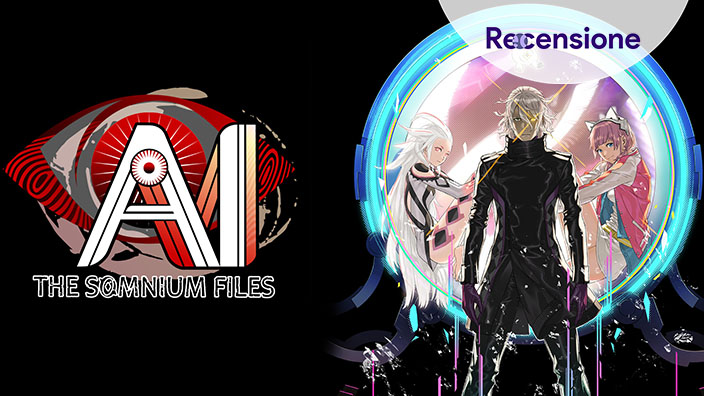 <strong>AI: The Somnium Files</strong> - Recensione