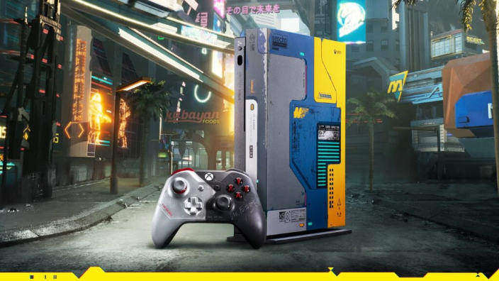 La Xbox One X a tema Cyberpunk 2077 è già sold out