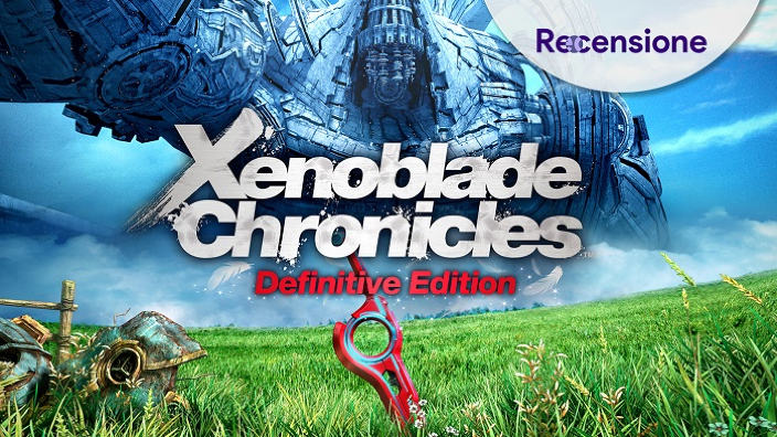 <strong>Xenoblade Chronicles Definitive Edition</strong> - Recensione