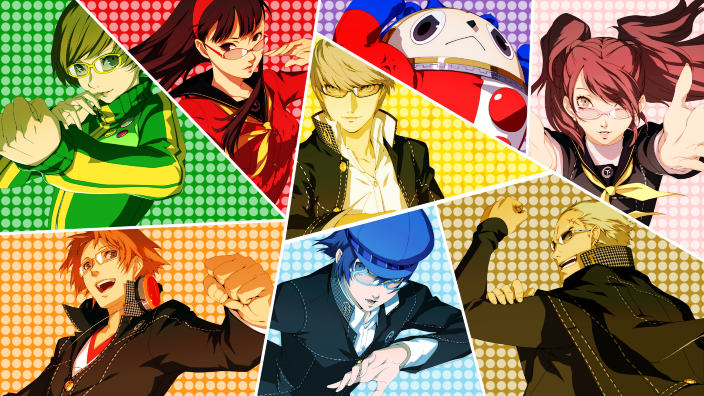 Persona 4 Golden disponibile su Steam