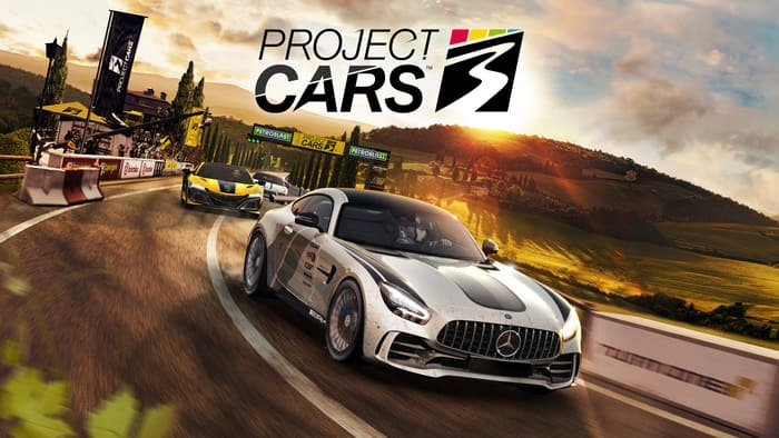 Project CARS 3 rivelata data di uscita