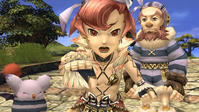 Final Fantasy Crystal Chronicles Remastered arriva in versione Lite