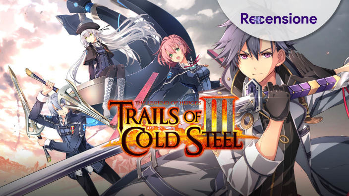 <strong>The Legend of Heroes: Trails of Cold Steel III</strong> - Recensione Switch