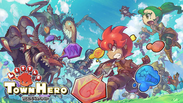 Little Town Hero è disponibile su Xbox One
