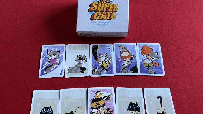 <strong>Super Cats</strong> - Recensione