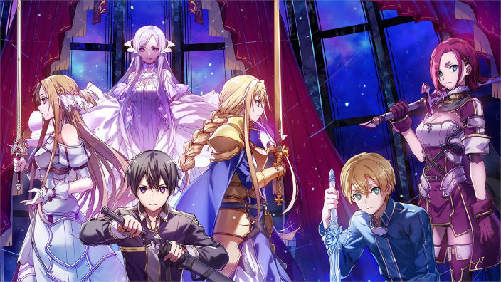 Sword Art Online: Alicization Lycoris presenta lo story trailer