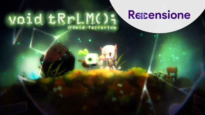 <strong>Void Terrarium</strong> - Recensione