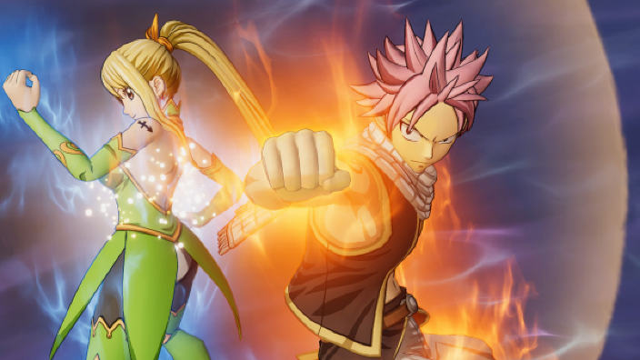 Fairy Tail si mostra nel trailer Personaggi & Features