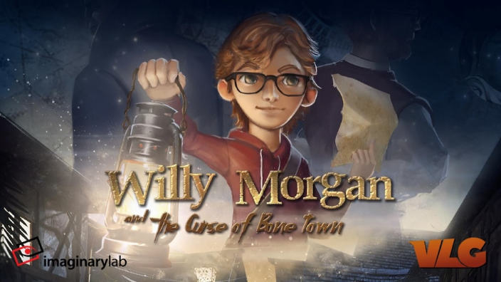 Willy Morgan and the Curse of Bone Town - Anteprima