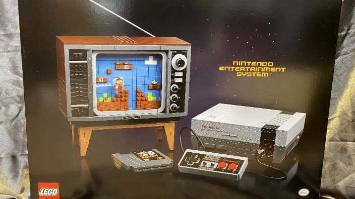 In arrivo un set Lego del Nintendo Entertainment System