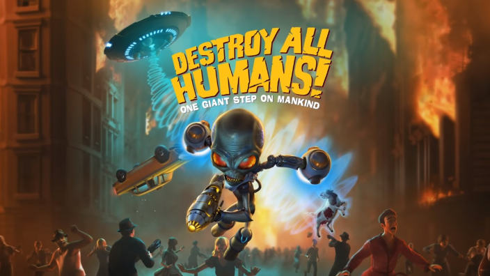 Destroy All Humans! - Presentato il trailer Welcome to Union Town