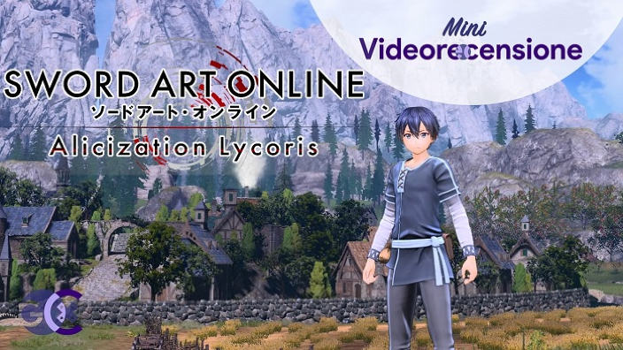 <strong>Sword Art Online Alicization Lycoris</strong> - Mini-Video Recensione