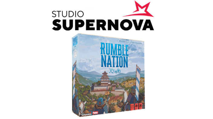 Rumble Nation e le novità in arrivo da Studio Supernova