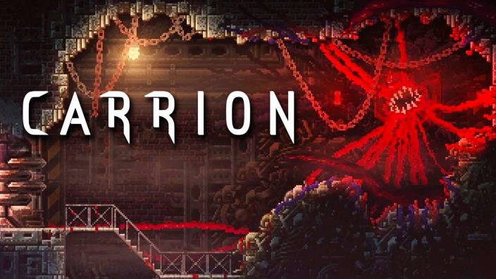 Carrion: trailer per il sanguinolento gioco Reverse Horror