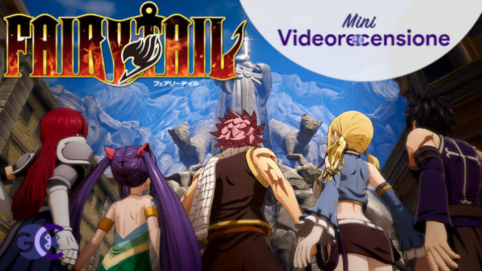 <strong>Fairy Tail</strong> - Mini Recensione dell'RPG