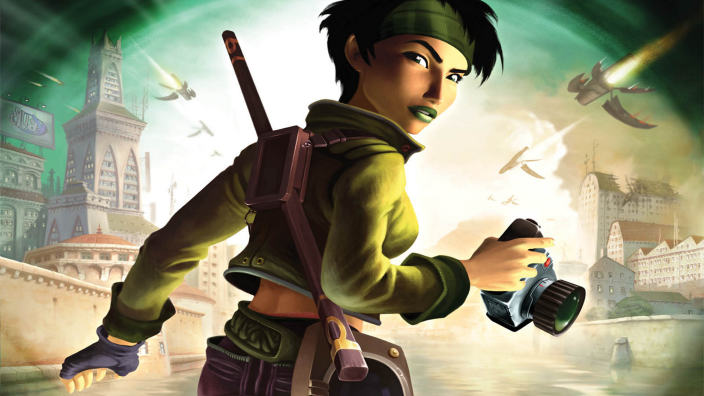 Beyond Good and Evil: Netflix annuncia un film