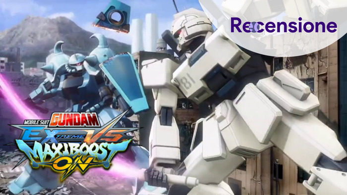 <strong>Gundam Extreme Vs Maxiboost ON</strong> - Recensione