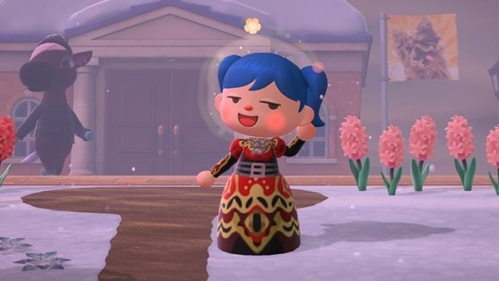 Animal Crossing New Horizon 4 nuovi costumi da Fallen Legion