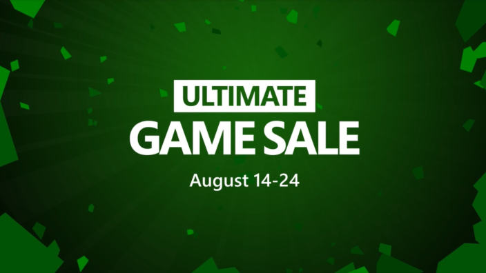Microsoft - Deals With Gold + Ultimate Game Sale Xbox