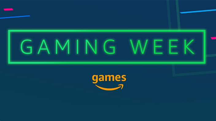 Amazon lancia la Gaming Week