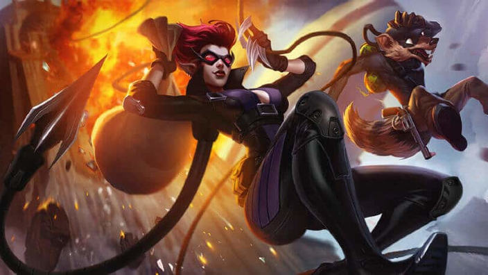 League of Legends lancia la piccola patch estiva 10.17