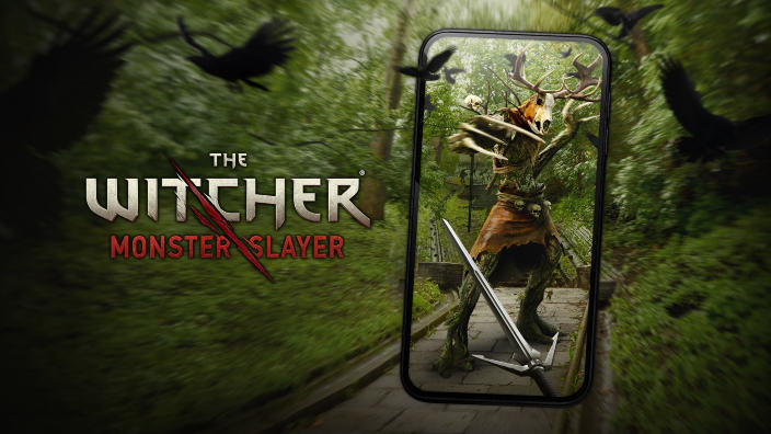Annunciato The Witcher Monster Slayer su IOS e Android