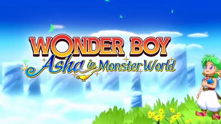 Wonder Boy: Asha in Monster World - pubblicato il trailer di debutto