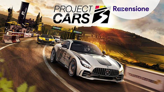 <strong>Project CARS 3</strong> - Recensione