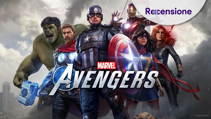 <strong>Marvel's Avengers</strong> - La Recensione