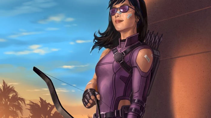 Marvel's Avengers arriva Kate Bishop