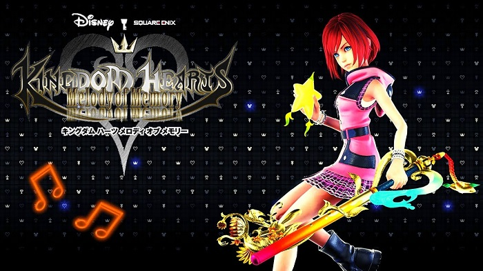 Tante novità per Kingdom Hearts - Melody of Memories