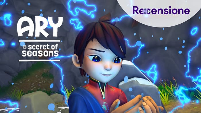 <strong>Ary and the Secret of Seasons</strong> - Recensione