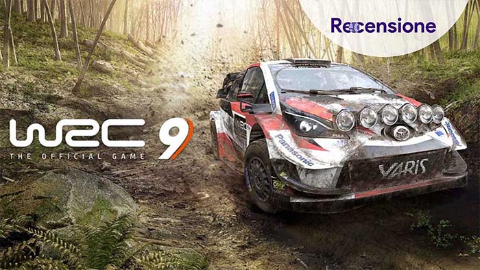 <strong>WRC 9</strong> - Recensione
